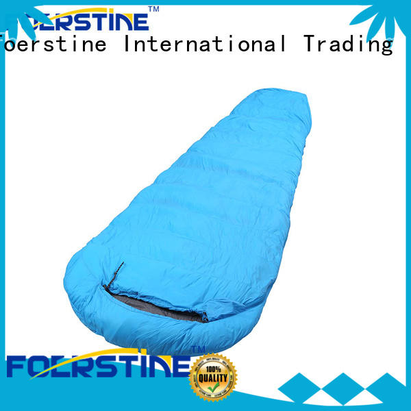 Foerstine bag hiking sleeping bags series for hiking