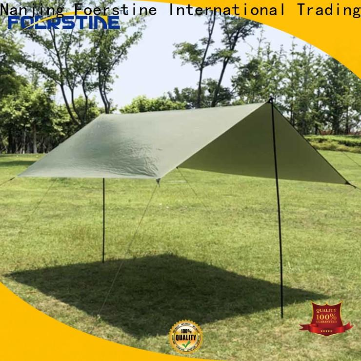 stable auto tarp rf01 for business protect from UV