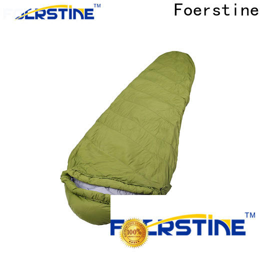 Foerstine camping good cheap sleeping bag dropshipping for traveling