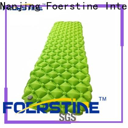 Foerstine sp02 most comfortable ultralight sleeping pad overseas market for traveling