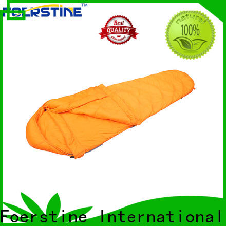 Foerstine moisture-proof cloth sleeping bag company for camping