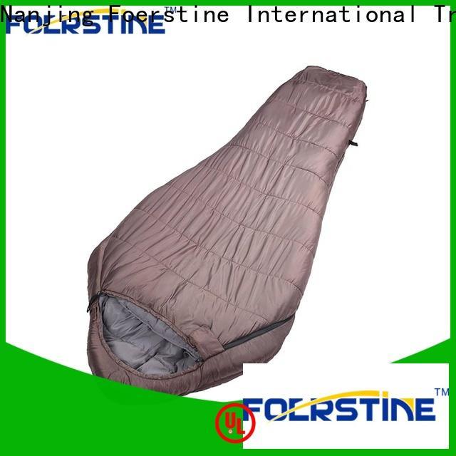 Foerstine sp03 zip together sleeping bags overseas market for hiking