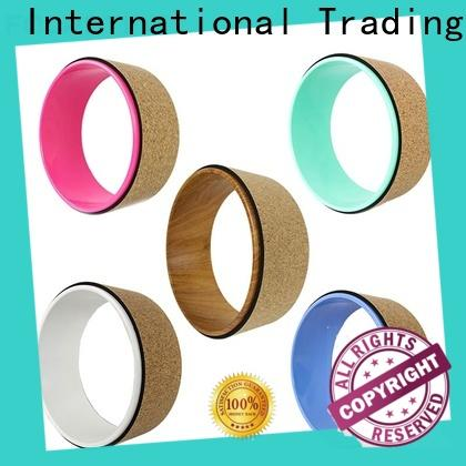 colorful yoga wheel brands yw01 for business for yoga