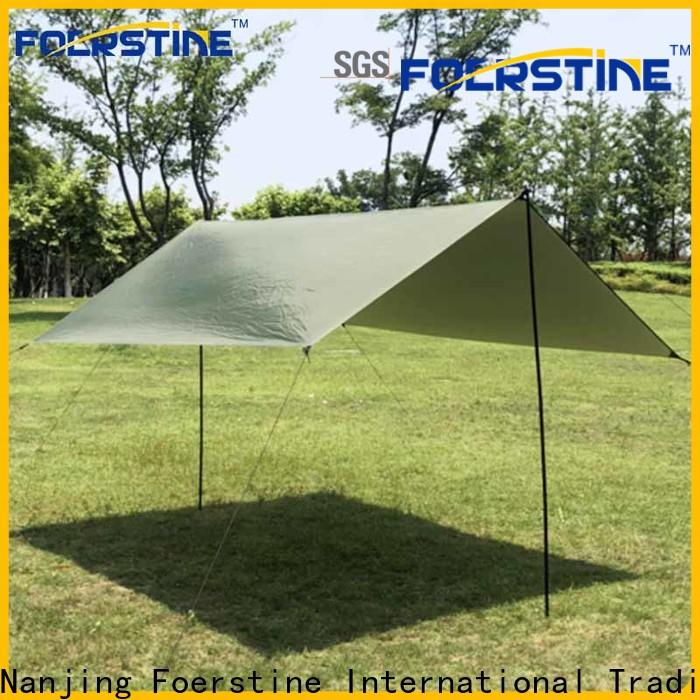 Foerstine rf01 pyramid tarp shelter Suppliers protect from UV
