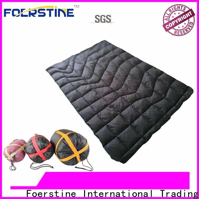 Foerstine pad ultralight foam sleeping pad series for traveling