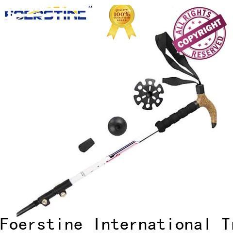 Foerstine trekking best hiking sticks 2016 Supply for outdoor