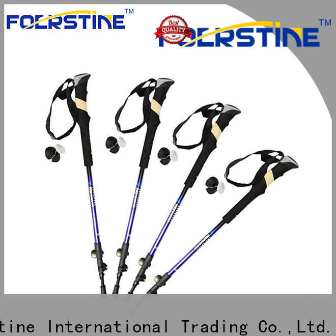 Foerstine Top buy nordic walking poles for business for outdoor