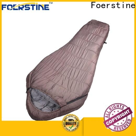 Foerstine sleeping youth sleeping bags with pillow marketing for outdoor