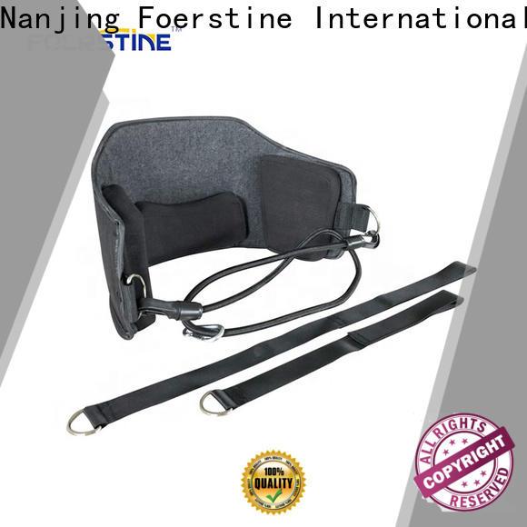 Foerstine tb01 suspension training straps bulk production for gym