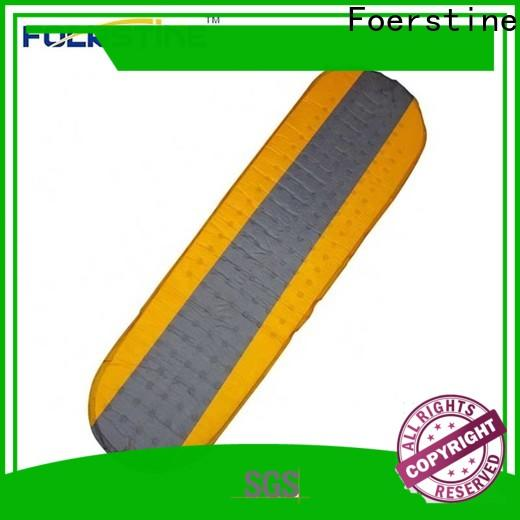 Foerstine soft top rated backpacking sleeping pads company for camping