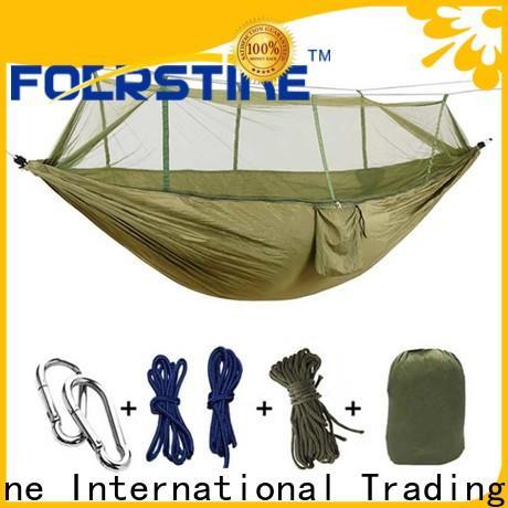 Foerstine oh02 bamboo hammock stand Supply for sleeping