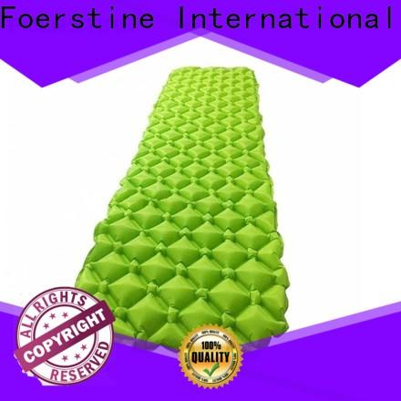 Foerstine compact most comfortable sleeping bag pad factory for hiking