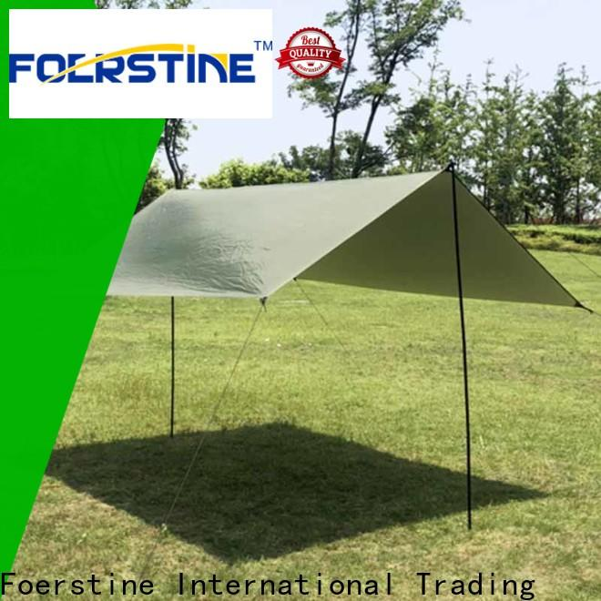 Best camping ground cover tarp rf01 from china for camping