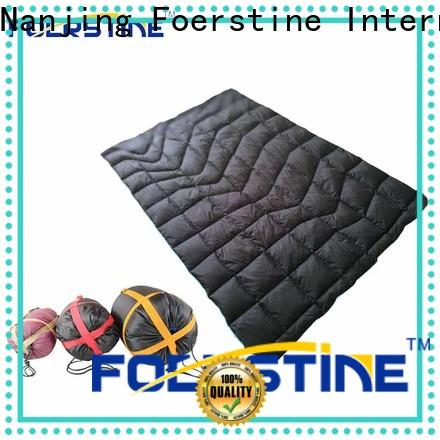 Foerstine isp01 double sleeping mat camping dropshipping for outdoor
