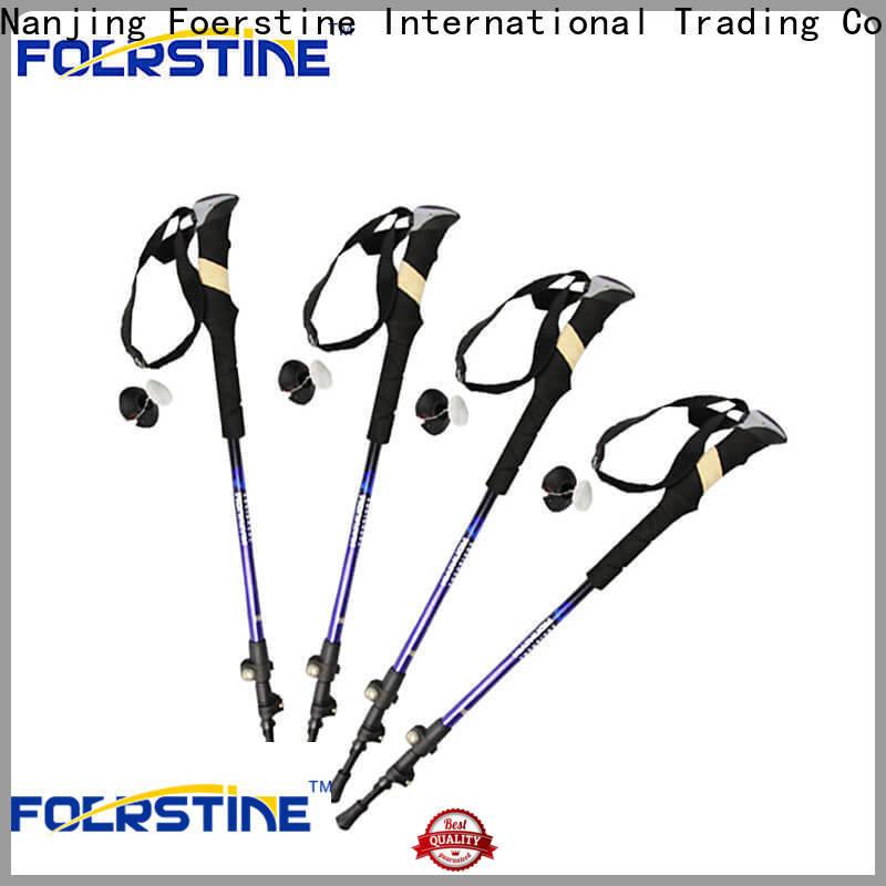 Latest best lightweight hiking sticks tp02 bulk production for hiking