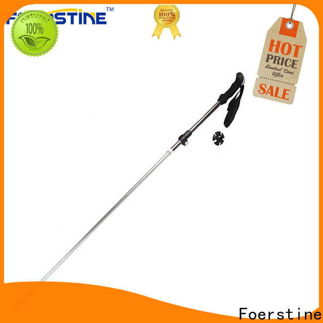 Foerstine poles top rated hiking poles manufacturers for traveling