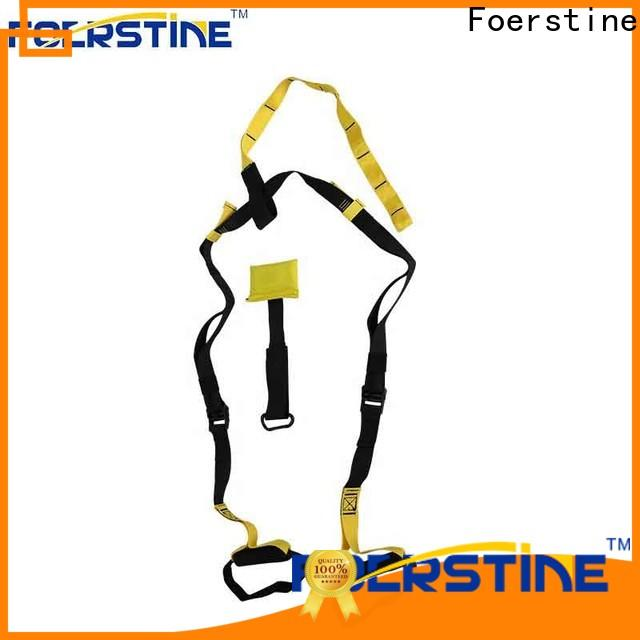 Foerstine suspension suspension body fitness trainer wholesale for yoga