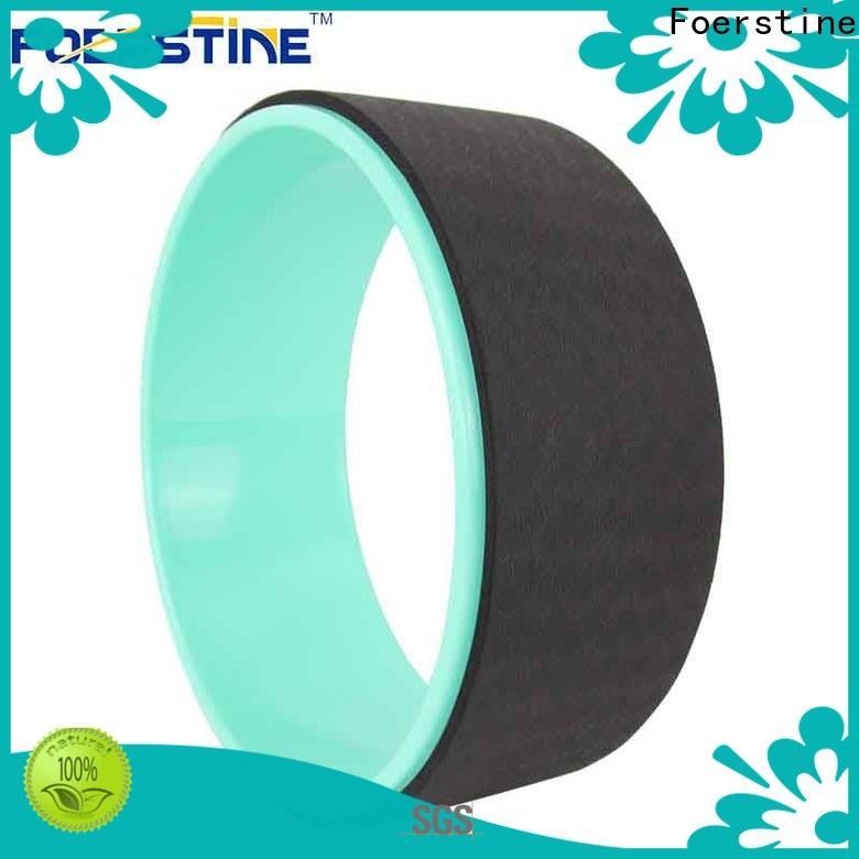 Foerstine popular the dharma yoga wheel company for indoor activities