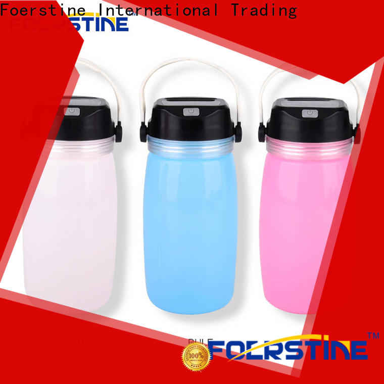 Foerstine High-quality led camping lights for tents marketing for hiking