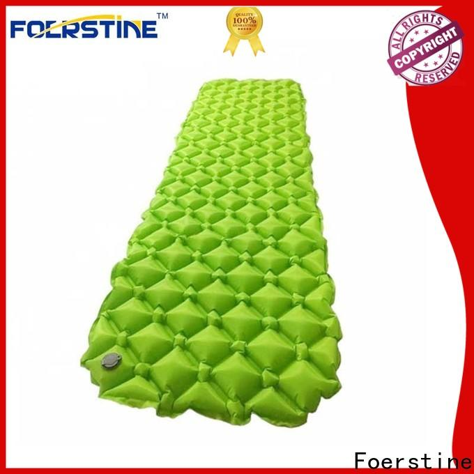 inflatable foam backpacking pad isp01 manufacturers for outdoor