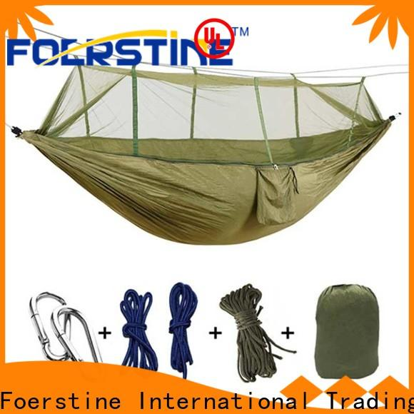 Top wooden arc hammock hiking marketing for swinging