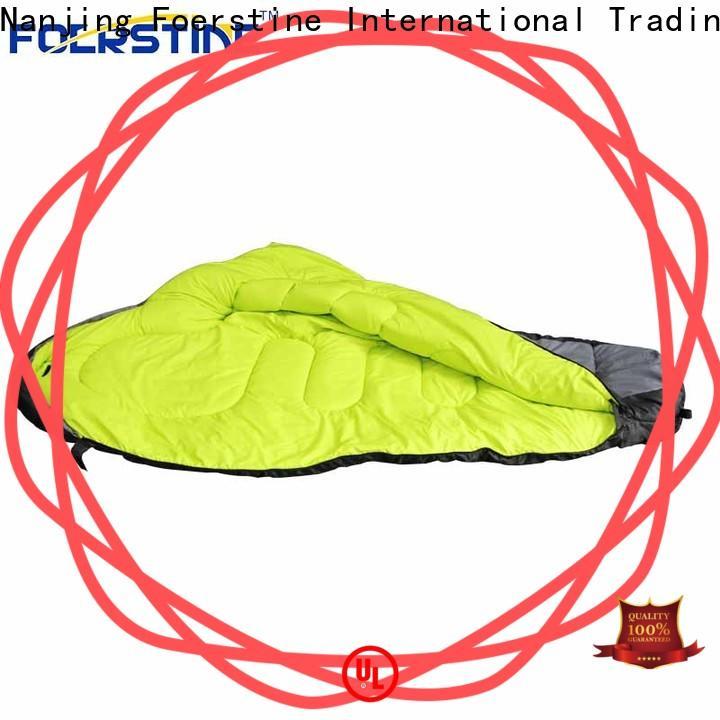 Foerstine bag sleeping bag seasons overseas market for traveling