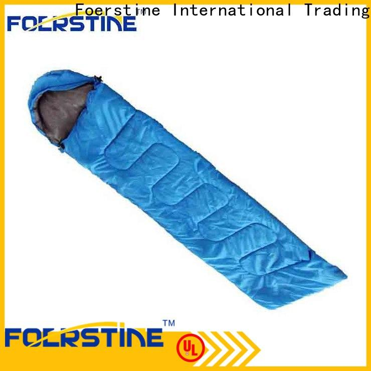 Foerstine inflatable kids pink sleeping bag manufacturers for outdoor