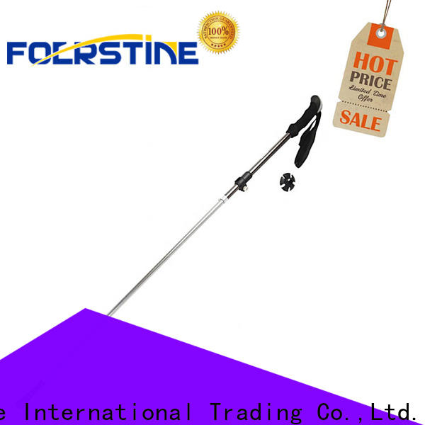 fashion trekking poles for men walking Supply for outdoor