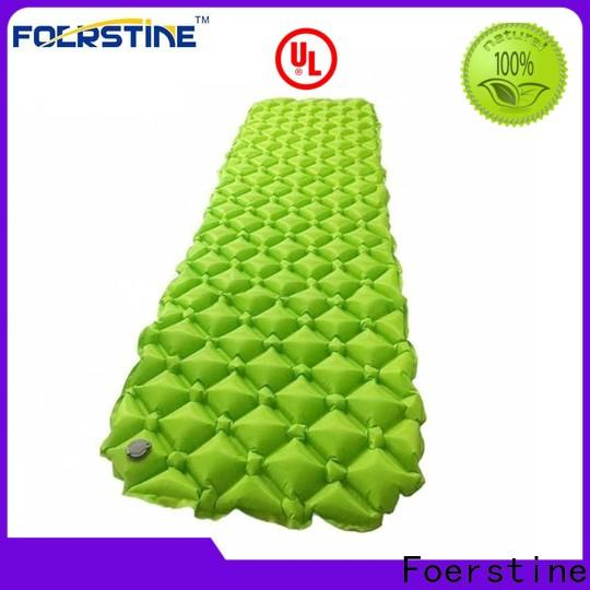 Foerstine mat queen sleeping pad for traveling