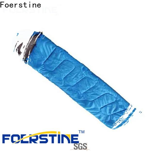 Foerstine comfortable kids character sleeping bags factory for camping