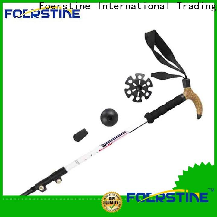 comfortable retractable walking pole tp03 company for outdoor