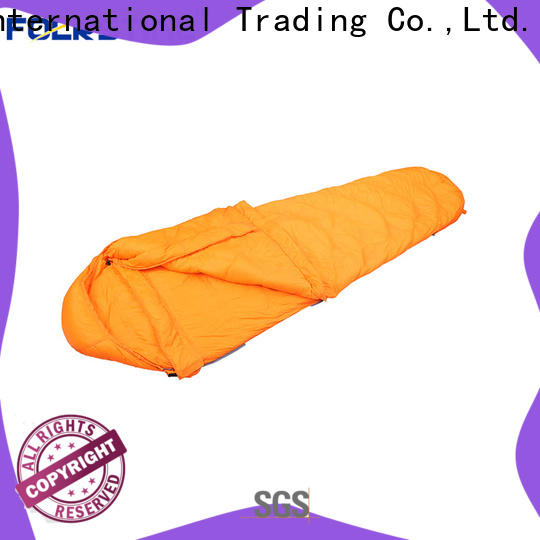 Foerstine camping mummy sleeping bag sale manufacturers for traveling