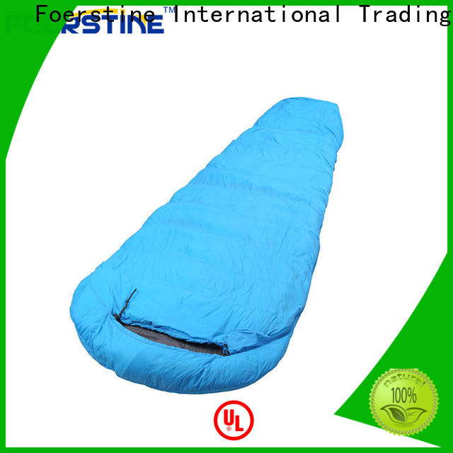 Foerstine lightweight cool sleeping bags for adults marketing for outdoor