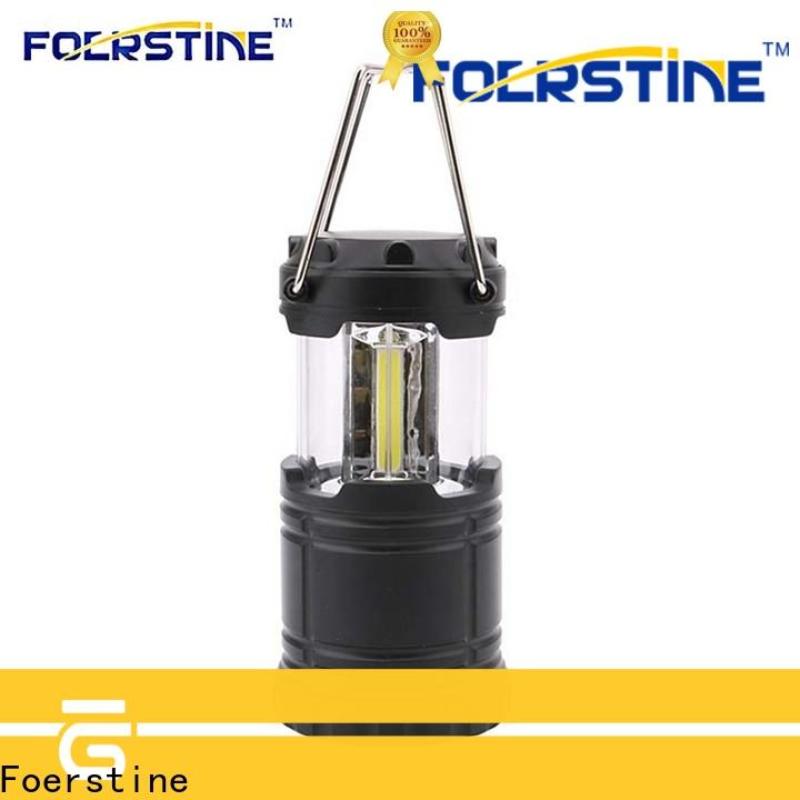 Foerstine cl01silicone battery operated led tent lights manufacturers for camping