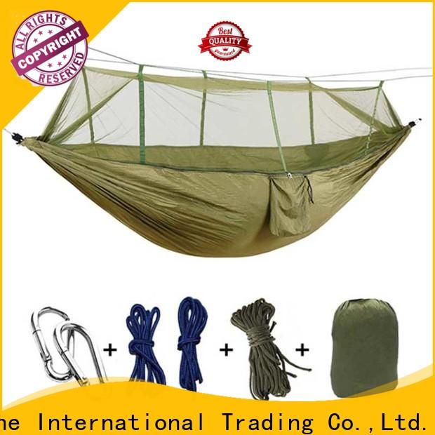 durable enclosed hammock with stand travel factory for swinging