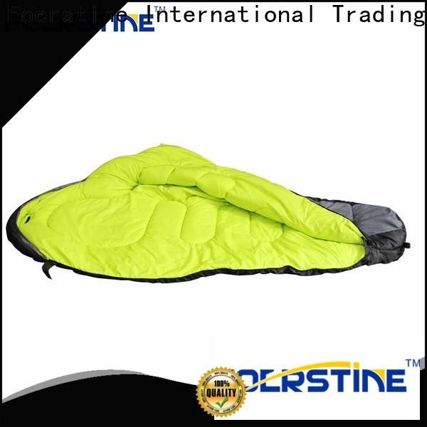 Foerstine waterproof women's sleeping bag sale overseas market for outdoor