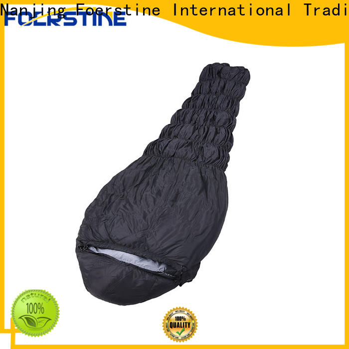 Foerstine soft cheap warm sleeping bags factory for outdoor