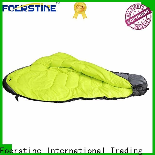 Foerstine sp01 outdoor sleeping gear Suppliers for camping
