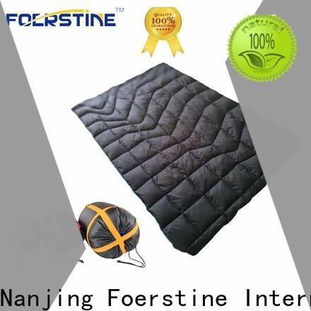 Foerstine mat compact sleeping mat bulk production for camping