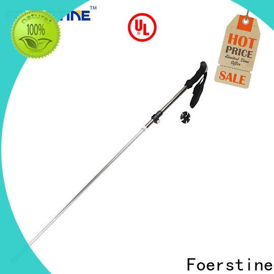 Foerstine pole trekking pole parts producer for hiking