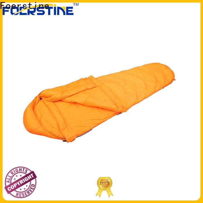 Foerstine sp03 warmest sleeping bag wholesale for outdoor