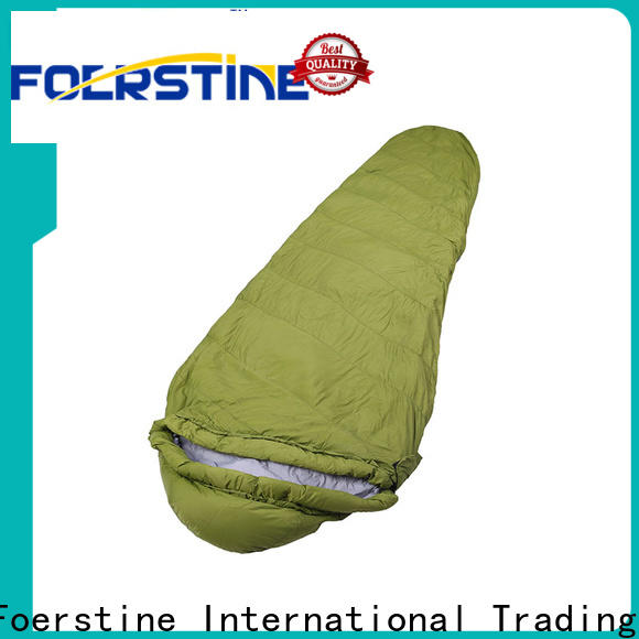 Foerstine camping cheap adult sleeping bags dropshipping for camping