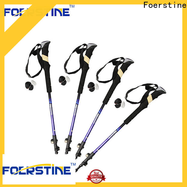 easy to hold better anti shock walking stick tp03 producer for outdoor