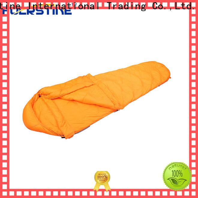 Foerstine sleeping cheap compact sleeping bag Supply for camping
