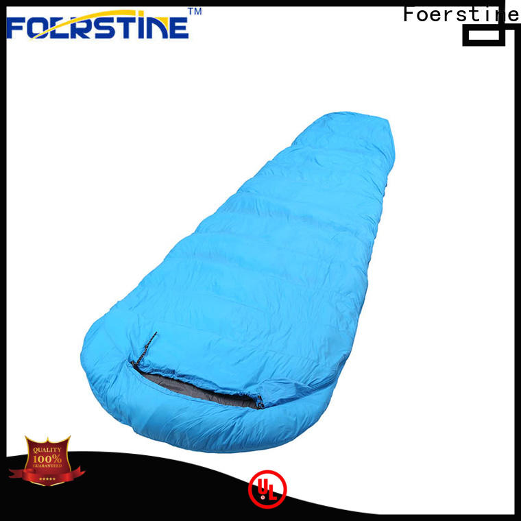 Foerstine Wholesale funny sleeping bag Suppliers for hiking