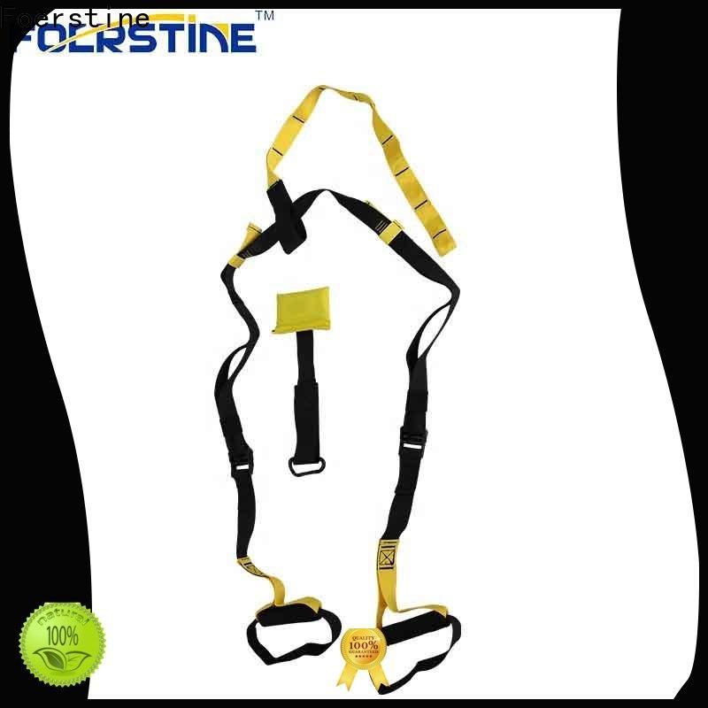 Foerstine reasonable price suspension training straps vendor for gym