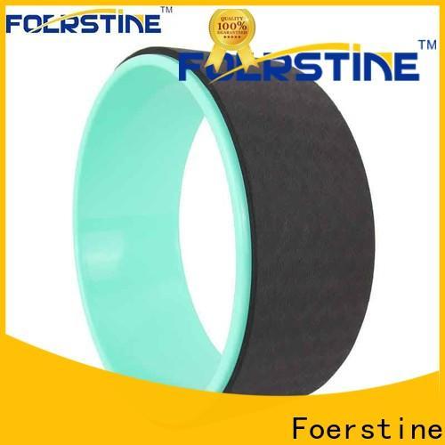 Foerstine yw02 jual yoga wheel Supply for yoga