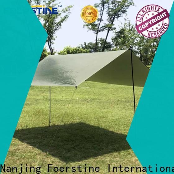 Foerstine New best ultralight tarp company protect from UV