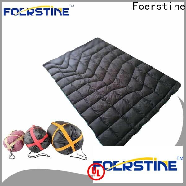 Foerstine inflatable best inexpensive sleeping pad dropshipping for outdoor
