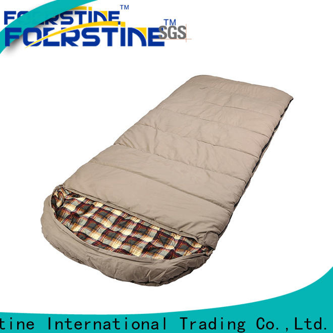 Foerstine bag double sleeping bags for adults marketing for traveling